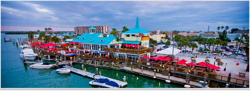 Bars And Restaurants In Treasure Island Florida